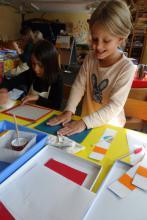 Workshop boekbinden voor kinderen
